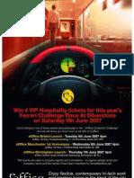 eOffice Ferrari Invite