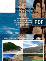 Parques Nacionales Naturales de Colombia.