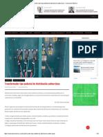 Transformador Pedestal DS - Constructor Eléctrico