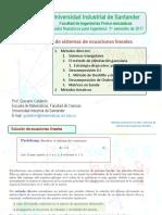 Clase3 SistemasDeEcuacionesLineales A2017 (1)