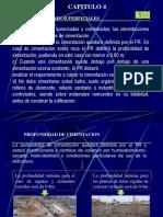 NORMA E. 050 CAPÍTULO CUATRO DE SUELOS Y CIMENTACIONES