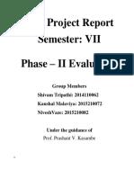 Phase II Report (1)