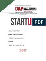 Startup Peru PDF