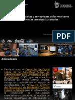 Estudio 2010 de hábitos y percepciones de los mexicanos sobre Internet y diversas tecnologías asociadas