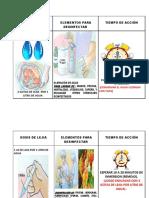 4cloracion de Lejia Imprimir Ut Tayacaja2014. Aras