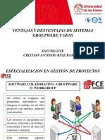 Cristian Ruiz Groupware y GDSS