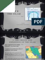 Unit 2_The Islam