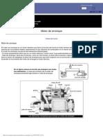 Curso de Electricidad Del Automovil, Motor de Arranque