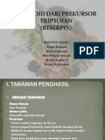 PPT ALKALOID DARI PREKURSOR TRIPTOFAN-1.pptx