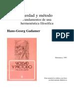FMCS Gadamer Unidad 2
