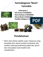 Farmakognosi Cannabis
