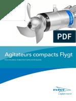 Agitateurs Compacts Flygt