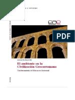 Antonio Elio Brailovsky - El Ambiente en La Civilizacion Grecorromana