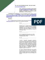 Decreto Nº 6 CIPA