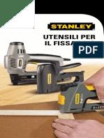Stanley Utensili Per Il Fissaggio