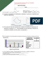 Math Evaluation Isabella Moreno