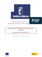 Manual Proyecto Formativo JCCM