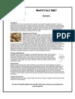 Scorpion- Fact Sheet