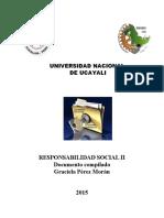 Trabajo de Responsabilidad 2 .. ETICA PROFESIONAL