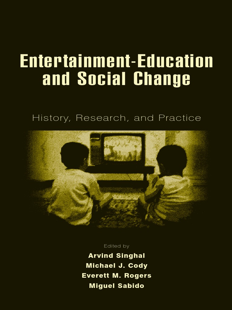Entertainment-Education and Social Change History, Research