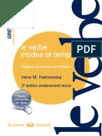 Comprendre Les Temps en Français