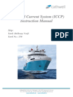 Impressed Current System ICCP Instruction Manual CCEL Control Unit 100A,ADS-1, IP44, Rev 01