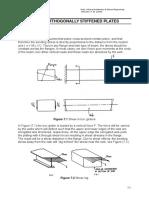 CHAPTER 7-Orthogonally Stiffened Plates