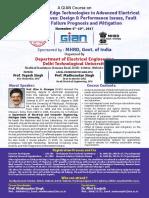 GIAN Course Brochure