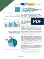 Nota de Coyuntura de Familitur. Enero 2015