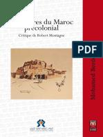 Livre Structure Du Maroc Précolonial
