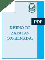 Diseño de Zapatas Combinadas Oficial