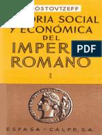Mijail Rostovtzeff - Historia Social y Economica del Imperio Romano I.pdf