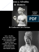 Himno a Afrodita - Venus  de Homero - Imágenes