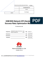 09 GSM BSS Network KPI _Handover Success Rate_ Optimization Manual
