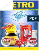 Metro Cash & Carry Karachi