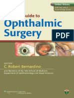 Yale Guide to Ophthalmic Surgery
