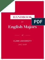 Majors Handbook