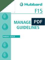 Management f15