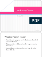 How to Use Packet Tracer