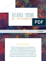Mod 1_raizes Da Inteligencia Emocional