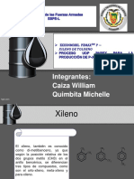 Procesos Para La Obtencion de Xilenos
