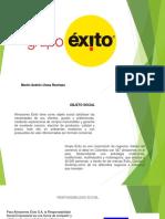 Presentación GRUPO ÉXITO