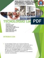 TECNOLOGIAS LIMPIAS 4