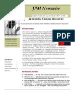 JPM August 2010 Newsletter