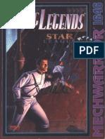 BattleTech 1646 - Living Legends, Star League