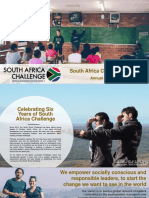 south africa challenge 2017 report