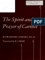 The Spirit and Prayer of Carmel
