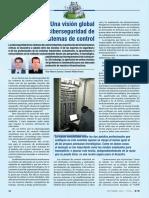 Ciberseguridad en la Instrumentacion