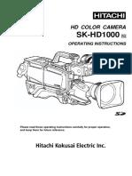 SK-HD1000 (R2)_OPM Hitachi