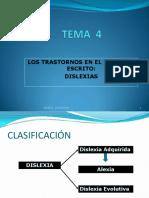 Tema 4 Dislexia Amplio